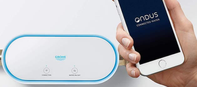 smart water controller