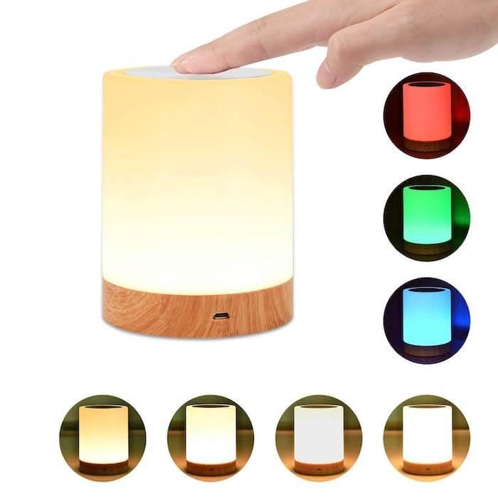 unifun touch sensitive lamp