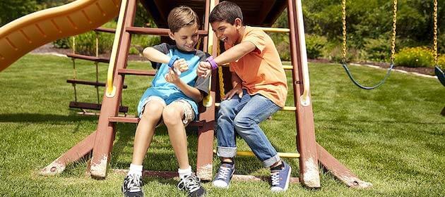 kids wearable phone